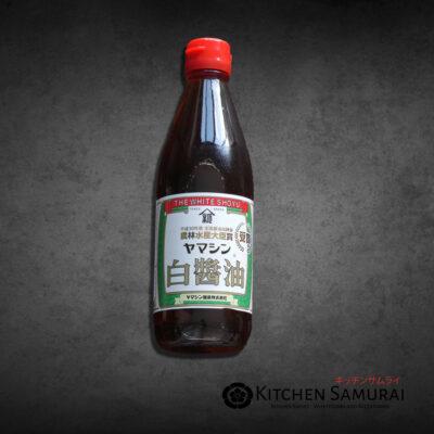YAMASHIN Classic White Soy Sauce 360ml