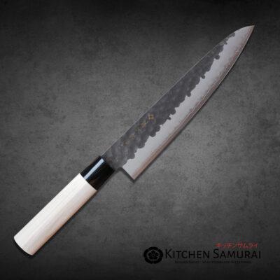 Tojiro – Hammered Kurouchi Gyuto