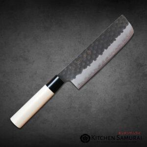 Tojiro – Hammered Kurouchi Nakiri