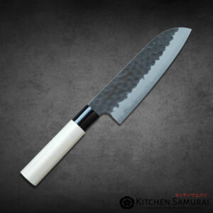 Tojiro – Hammered Kurouchi Santoku