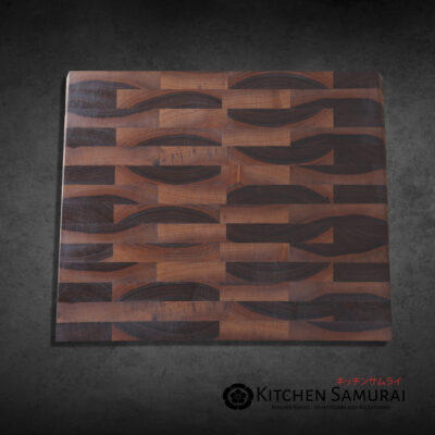 Endgrain Cutting Board – Walnut