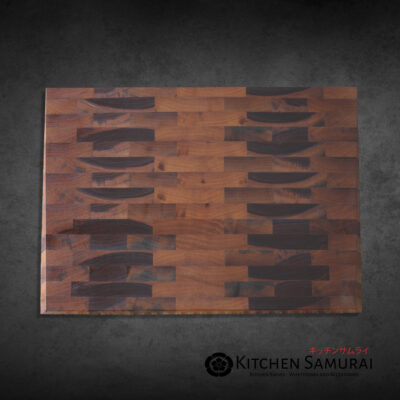 End Grain Cutting Board – Walnut