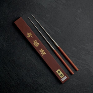 Moribashi Plating Chopsticks Bloodwood