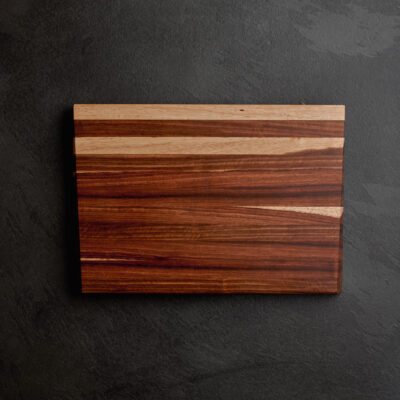 Slant Wood – Edge Grain Cutting Board