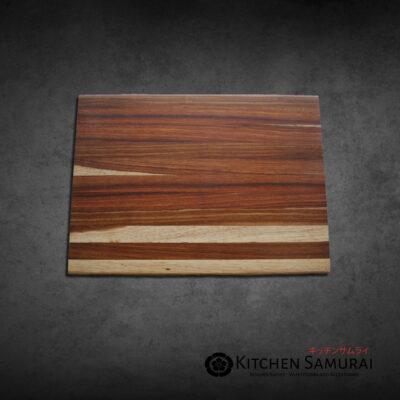Slant Wood – Edge Grain Cutting Board
