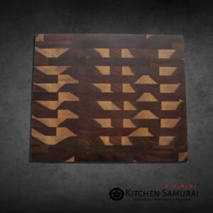 Slant Wood – Kiaat End Grain Cutting Board