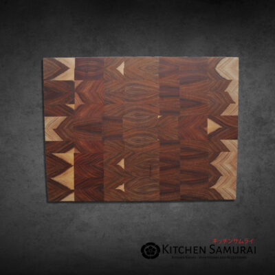 Slant Wood – End Grain Cutting Board