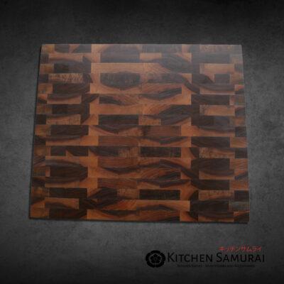 Slant Wood – End Grain Cutting Board