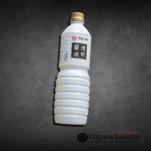 Transparent Soy Sauce