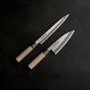 RYUTOKU – Deba 150mm and Yanagiba 210mm SET