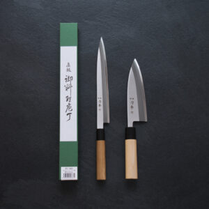 Toushu Deba and Yanagiba SET
