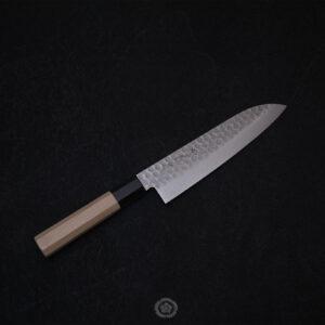 Sakai Kikumori – Hammered Damascus  – Santoku 180mm