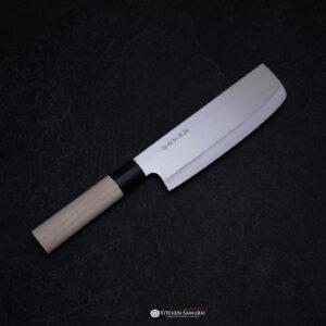 Satake Masamune – Nakiri 165mm