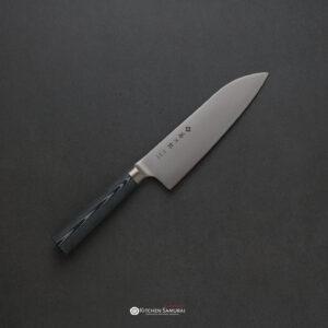 Tojiro Oboro Santoku 170mm