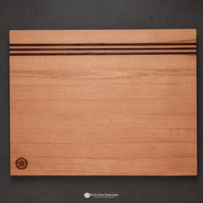 Kitchen Samurai – Edge Grain Beech Wood Cutting Board